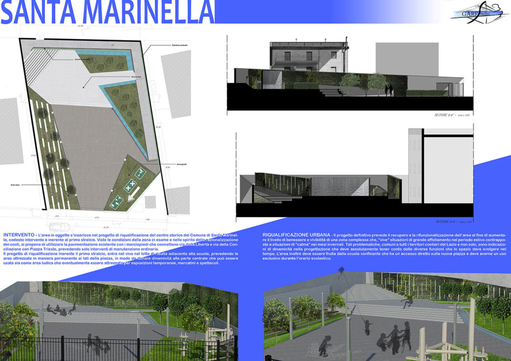 piazza Santa Merinella